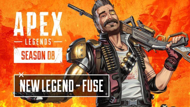 Apex Legends: Fuse Character Trailer Reveals Legend Abilities