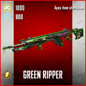 green ripper longbow Epic Fight Night Event Skin Apex Legends