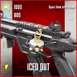 iced out epic fight night charm Apex Legends