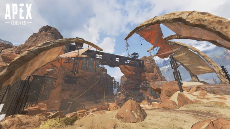 Apex Legends: Kings Canyon Back in Rotation Until January 21