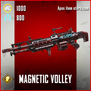 magnetic volley spitfire Epic Fight Night Event Skin Apex Legends