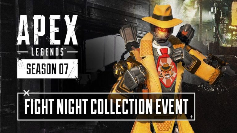 All Fight Night Collection Event Skins