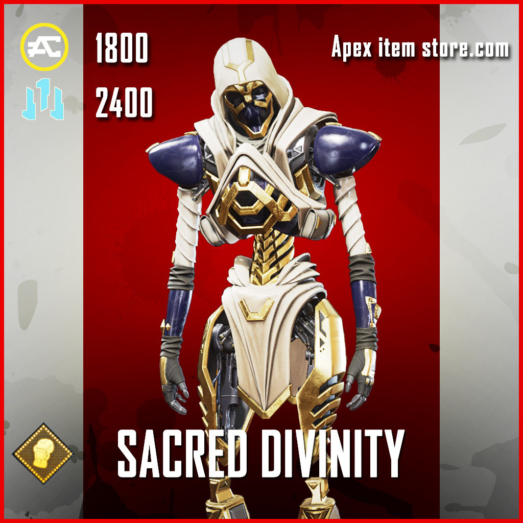sacred divinity revenant fight night collection event legendary skin