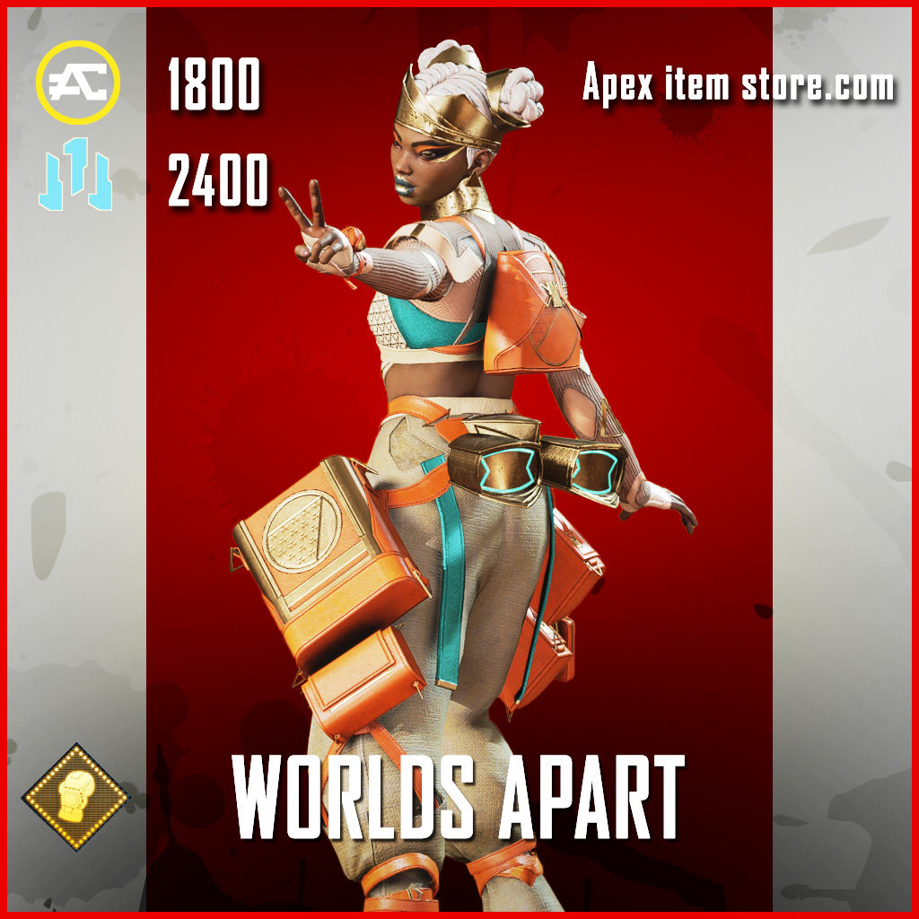 worlds apart lifeline fight night collection event legendary skin