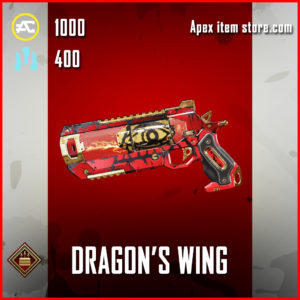 Dragon's Wing Wingman Apex Legends Skin Anniversary Event