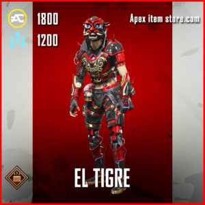El Tigre Octane Apex Legends Skin Anniversary Event