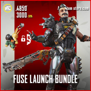 Fuse Launch Apex Legends Bundle