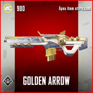 Golden Arrow hemlok legendary apex legends skin