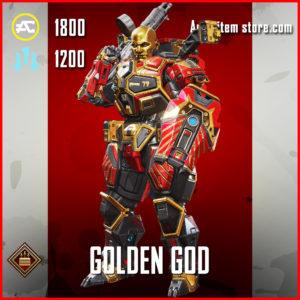Golden-God