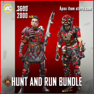 Hunt and Run Apex Legends Bundle Anniversary Event