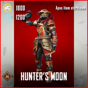 Hunter's Moon Bloodhound Apex Legends Skin Anniversary Event