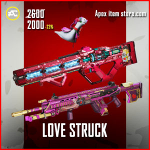 Love Struck APex Legends Valentine Bundle