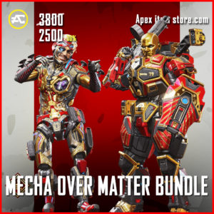 Mecha Over Matter Apex Legends Bundle Anniversary Event