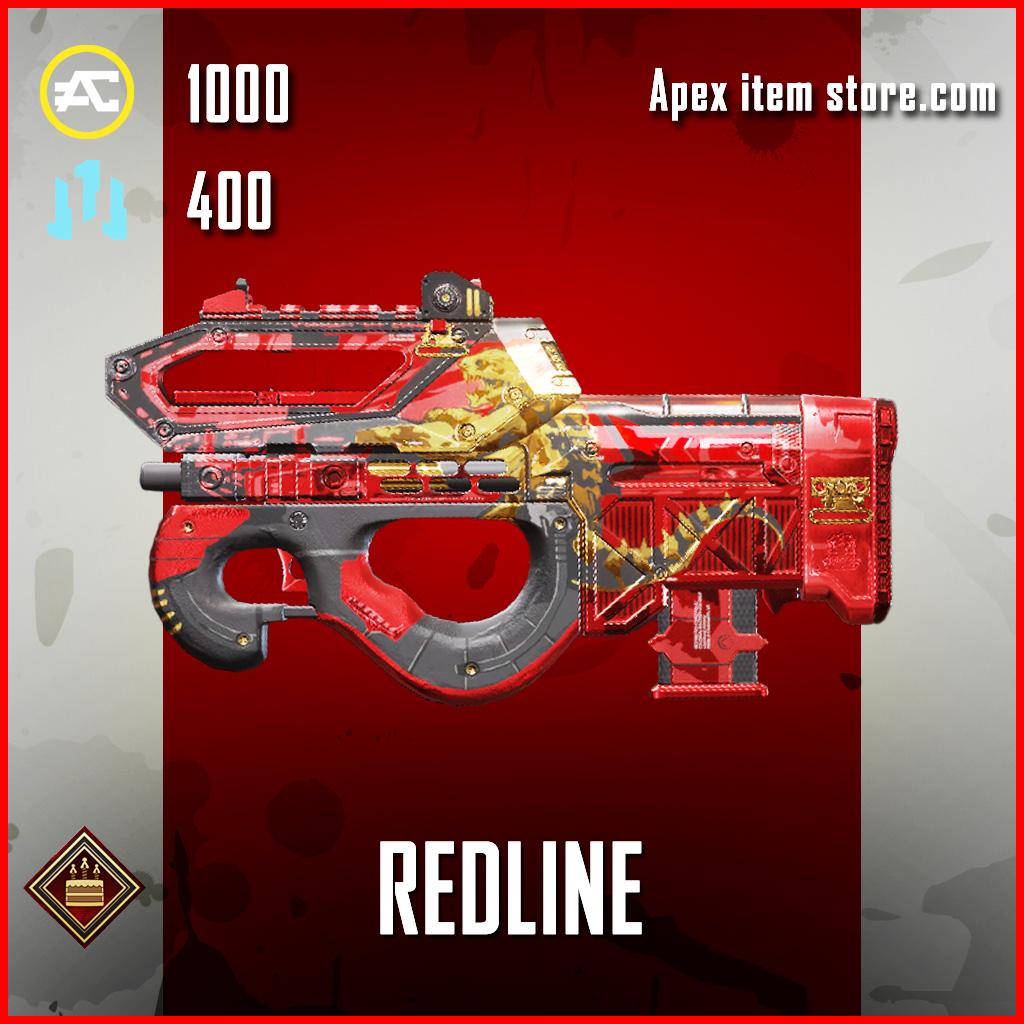 Redline prowler Apex Legends Skin Anniversary Event