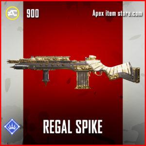 Regel Spike G7 Scout Apex Legends skin