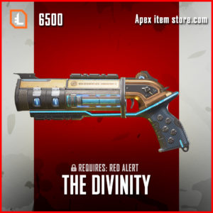 The Divinity Mozambique Legendary Apex Legends Skins