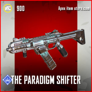 The Paradigm Shifter R-99 Apex Legends skin