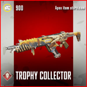 Trophy Collector R-301 legendary apex legends skin