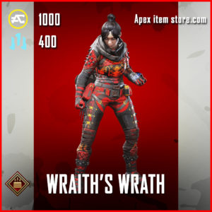 Wraiths Wrath Apex Legends Skin Anniversary Event