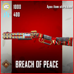 Breach of Peace Peacekeeper Apex Legends Skin Anniversary Event