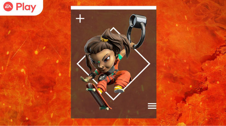 Apex Legends: Off Ramp Charm Available for EA Play Members
