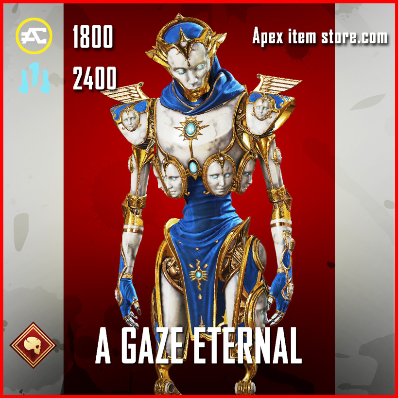 A Gaze Eternal Revenant Skin Apex Legends