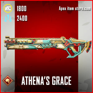 Athena's Grace Mastiff Skin Apex Legends