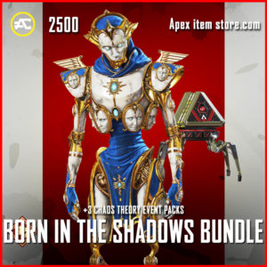Burn in the Shadows Apex Legends Bundle