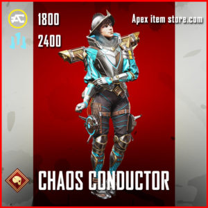 CHaos Conductor Wattson Skin Apex Legends