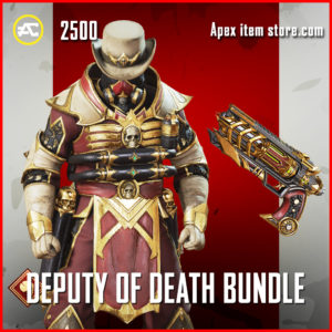 Deputy of Death Apex Legends Bundle