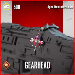 Gearhead Apex Legends Charm