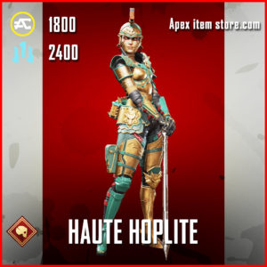 Hauted Hoplite Loba Skin Apex Legends