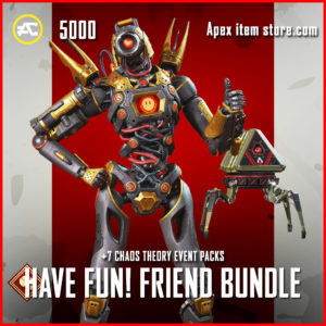 Have Fun! Friend Apex Legends Bundle