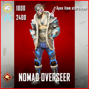 Nomad Overseer Crypto Skin Apex Legends