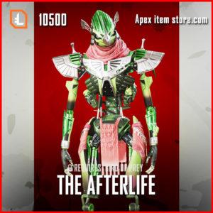 The Afterlife exclusive revenant skin legendary apex legends item