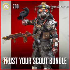 Trust Your Scout Apex Legends Bundle
