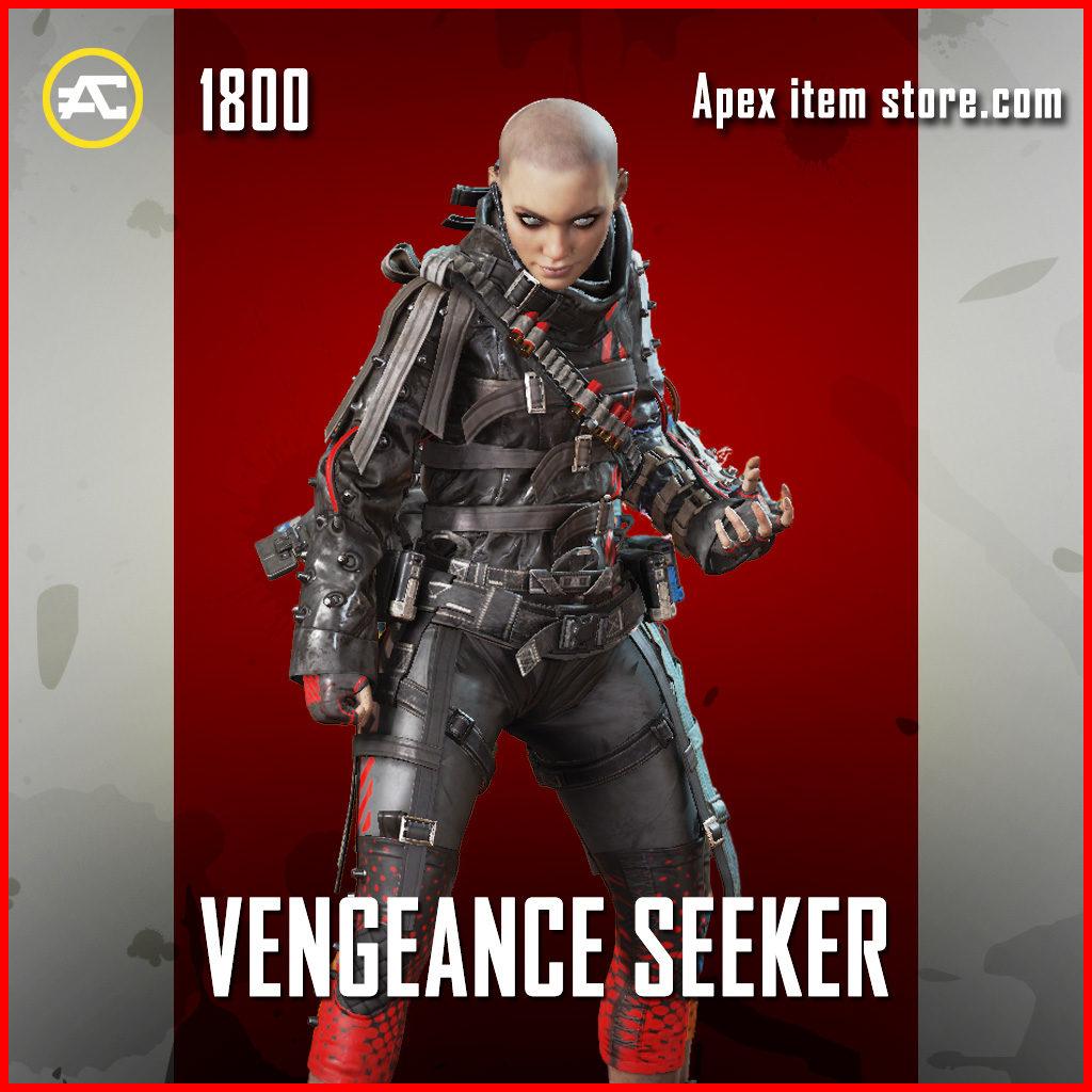 Vengeance Seeker wraith legendary apex legends skin