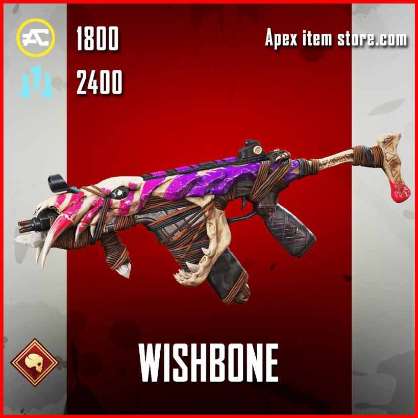 Wishbone R-99 Skin Apex Legends