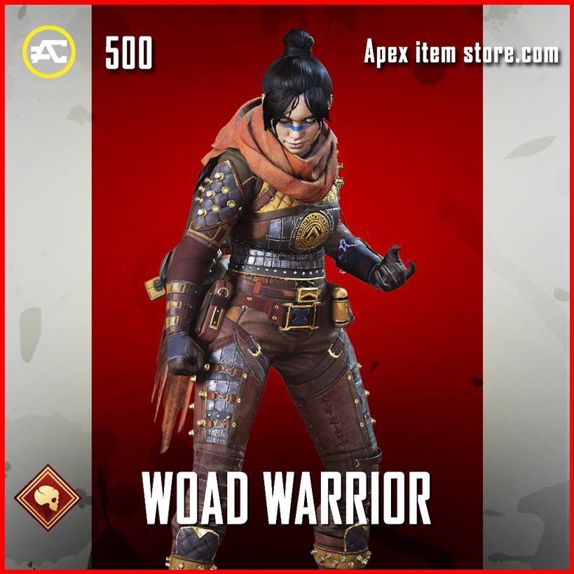 Woad Warrior Wraith Apex Legends skin
