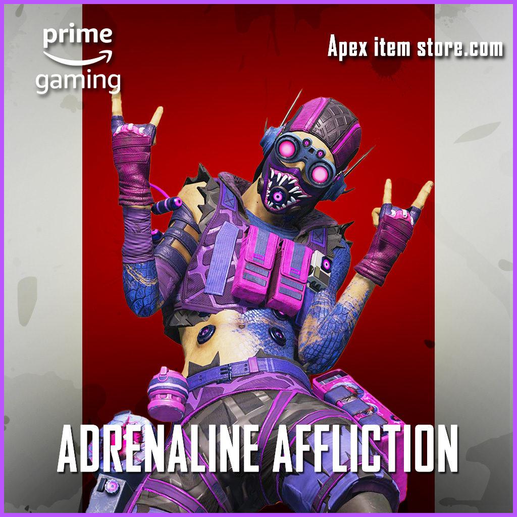 adrenaline affliction primg gaming octane rare skin