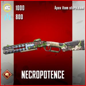 Necropotence Epic Peacekeeper Skin Apex Legends