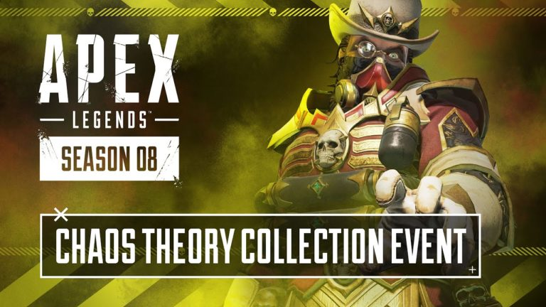 Apex Legends: Chaos Theory Collection Event Kicks Off March 9