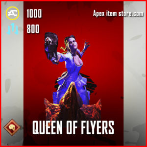 queen of flyers epic loba banner apex legends