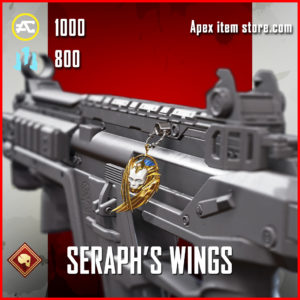 seraph's wings epic charm apex legends