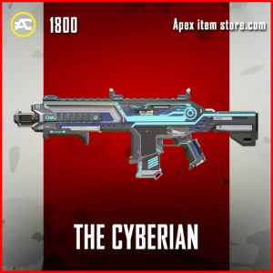 The Cyberian Hemlok legendary apex legends skin