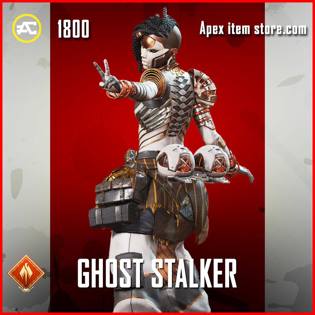 ghost stalker legendary lifeline skin apex legends