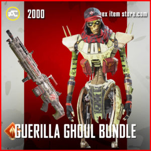 Guerilla Ghoul Bundle apex legends
