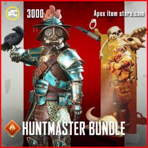 Huntsmaster Bundle Apex legends
