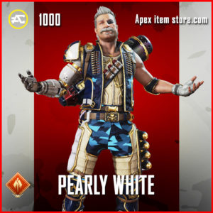 pearly white epic fuse skin apex legends