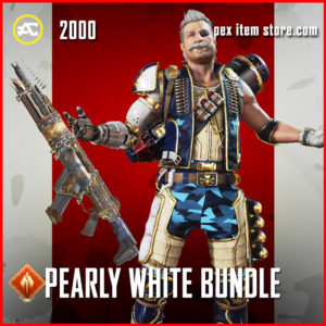 Pearly White Bundle apex legends